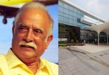 ashok gajapathi raju changed to gannavaram airport name