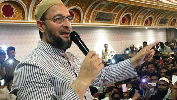 asaduddin owaisi says Muslims must fight for triple talaq