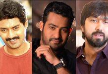 ntr kalyan ram and bobby jai lava kusa movie sets on february