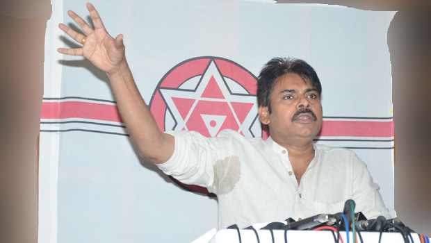 pawan kalyan serious warning to chandrababu because of ap special status