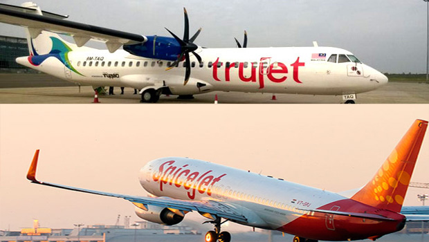 trujet and spicejet airways services starting new flights from gannavaram airport