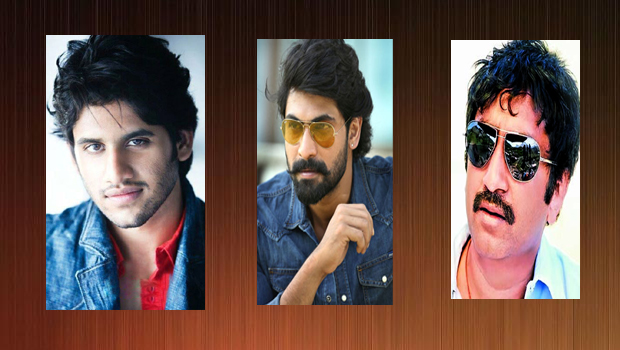 naga chaitanya srinu vaitla movie rana as producer
