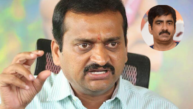 bandla ganesh says i cheated to ravi teja