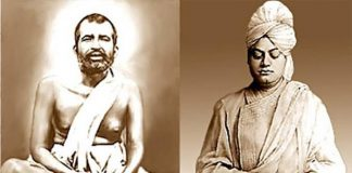 vivekananda asked questions to his guru ramakrishna paramahamsa answered that questions