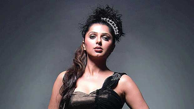 bhumika is back to tollywood