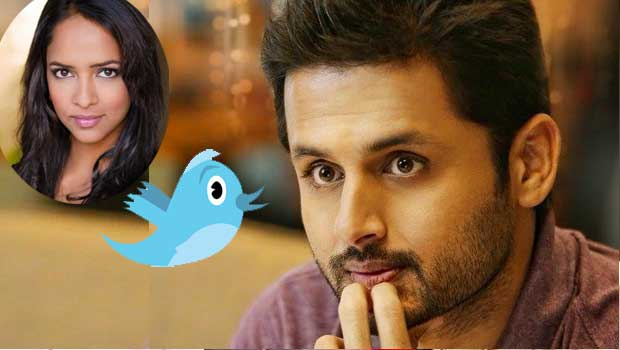 nithin tweet took him into problems