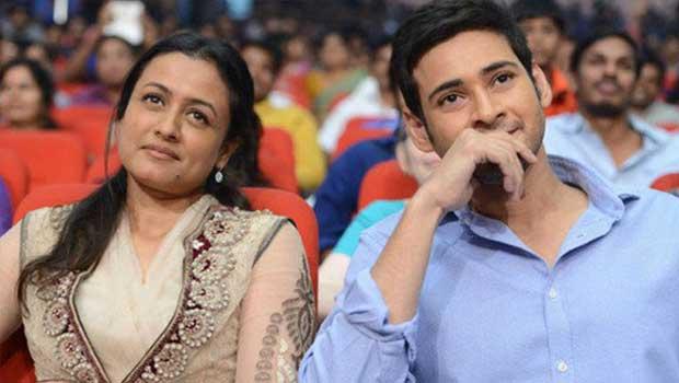 namratha reentry in mahesh movie