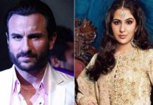saif alikhan daughter into acting