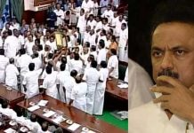 dmk party mlas plan for local fight in assembly