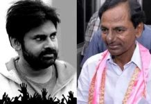 pavan kalyan following kcr