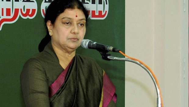 sashikala facing many problems