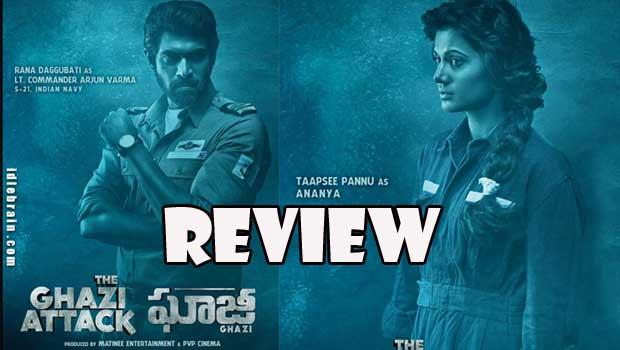 ghazi premier show review