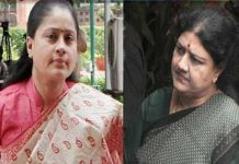 vijayashanthi interested in tamilnadu politics