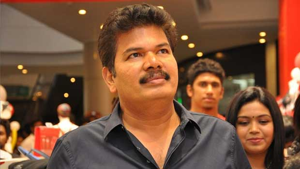 shankar high budget movie