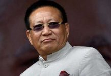 bjp made issues in nagaland