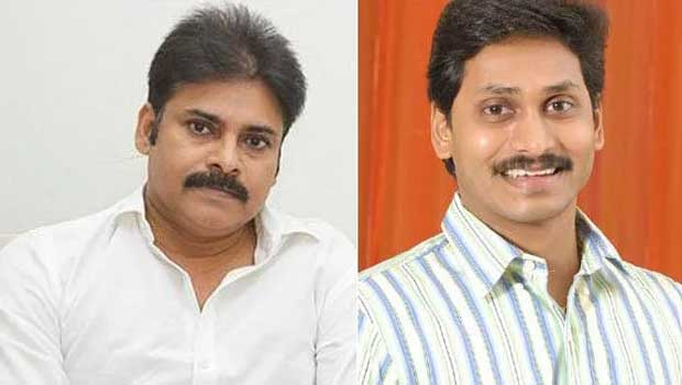 something between pawan and jagan