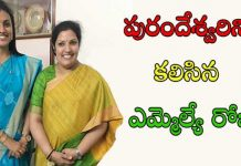 jagan test to roja
