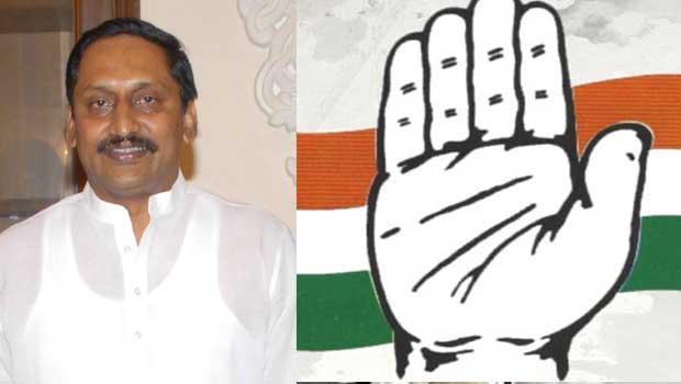 kiran kumar reddy to join in congress again