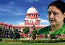 its time for seshikala court case