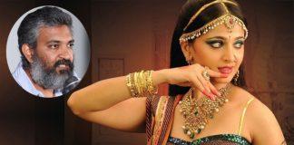 rajamouli says about anushka beauty in bahubali movie