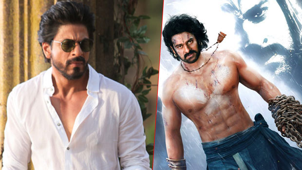 bahubali team said shahrukh khan not acting in bahubali 2 movie