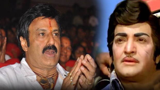 balakrishna to direct and hero ntr biopic movie
