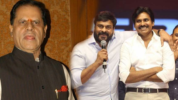 chiru and pawan kalyan multistarrer movie no linked to politics