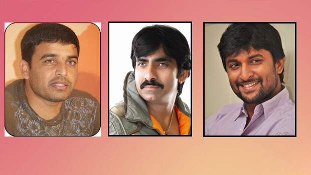 dil raju says ravi teja and nani only talent to be gain success