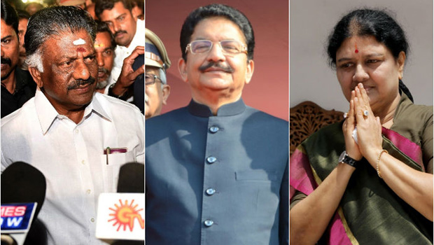 governor not take decision on tamil nadu cm Panneerselvam happy about that