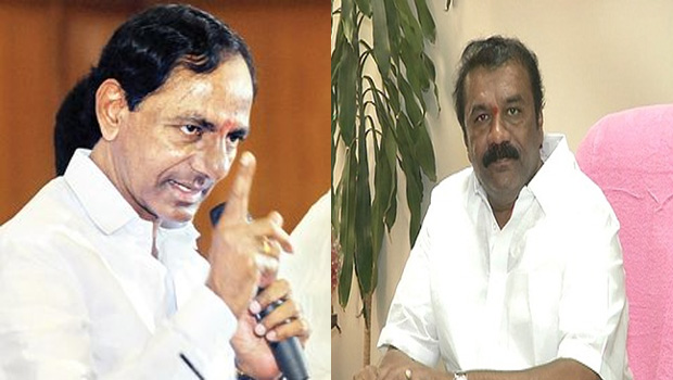 kcr may want to dismiss to talasani srinivas yadav from minister post