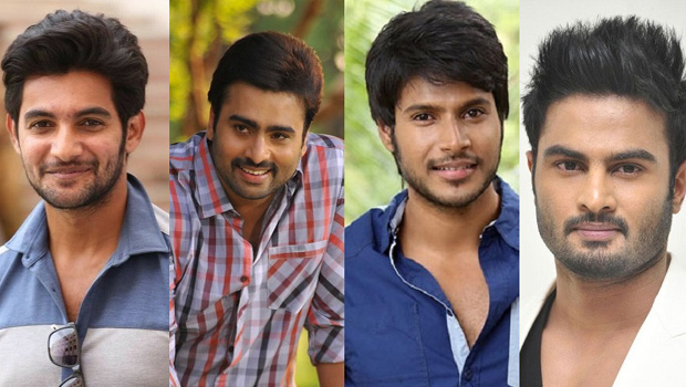nara rohit aadi sudheer babu and sandeep kishan multi starrer movie title Samanthakamani