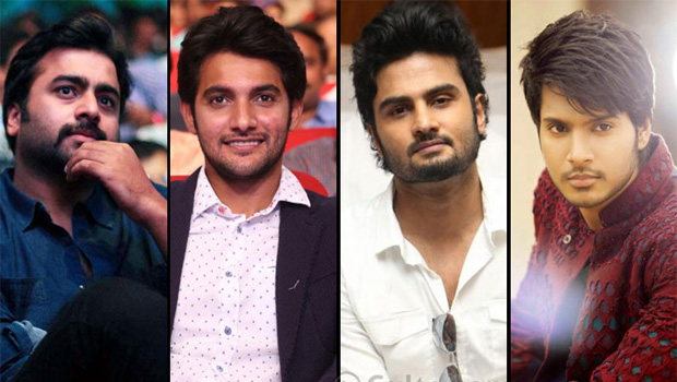 sri ram aditya to direct multi starrer movie with four heroes