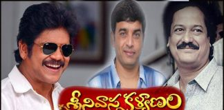nagarjuna dil raju srinivasa kalyanam movie with Satish Vegesna direction