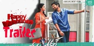 Nenu Local movie Valentines Day special trailer