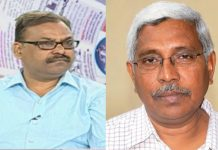 TJAC leaders and pittala ravinder comments on kodandaram