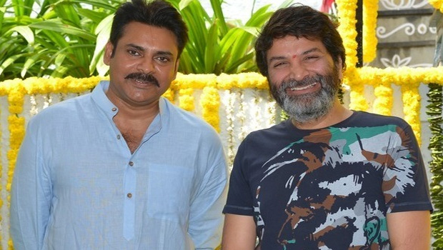 pawan kalyan trivikram movie shooting details