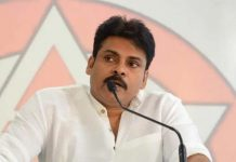 pawan kalyan in Handloom Weavers meeting