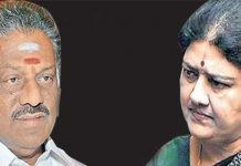 natarajan advice to sasikala panneerselvam become do as chief minister