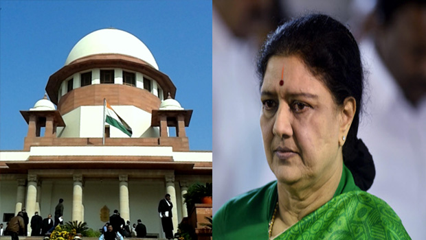 sasikala future knows tomorrow because of court judgement