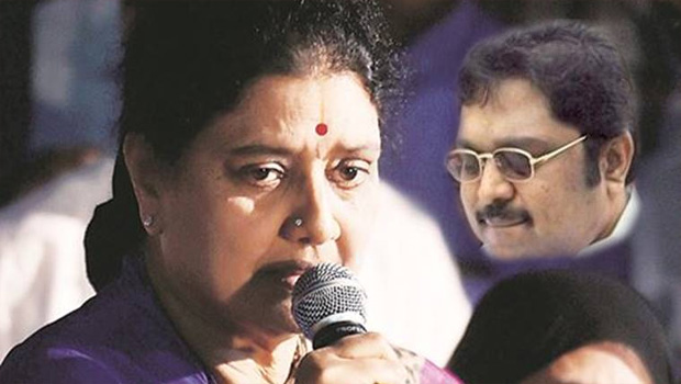 sasikala appointed aiadmk deputy general secretary as dinakaran