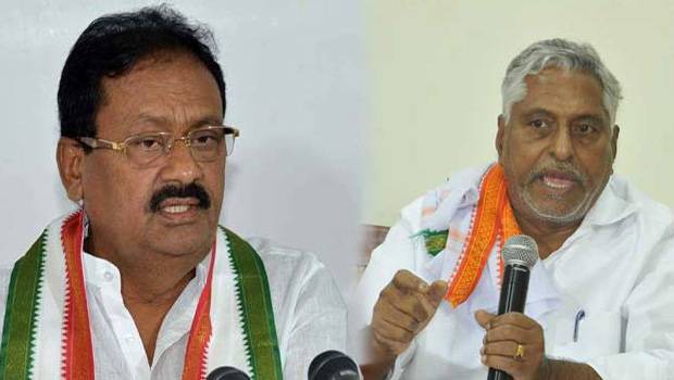 trs party want focus on shabbir ali and jeevan reddy