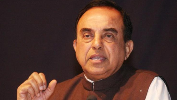 bjp leader subramanian swamy comments on tamil nadu politics