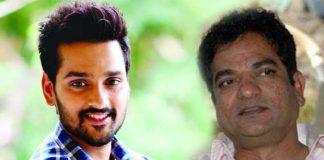 vijaya bhaskar introduced new writer in sumanth ashwin movie