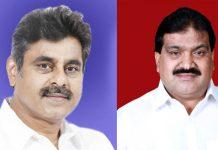 telangana minister mahender reddy vs mp visweswara reddy