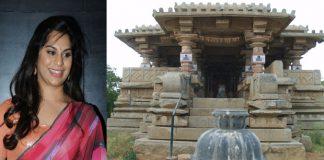 upasana keep as neat to domakonda temple