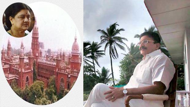 tamil nadu governor vidyasagar rao waiting for court judgement about on sasikala
