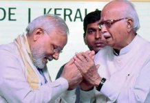 advani to become president of india
