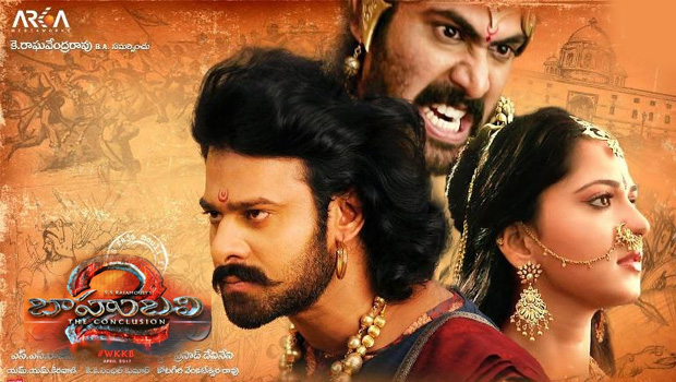 bahubali 2 movie audio details