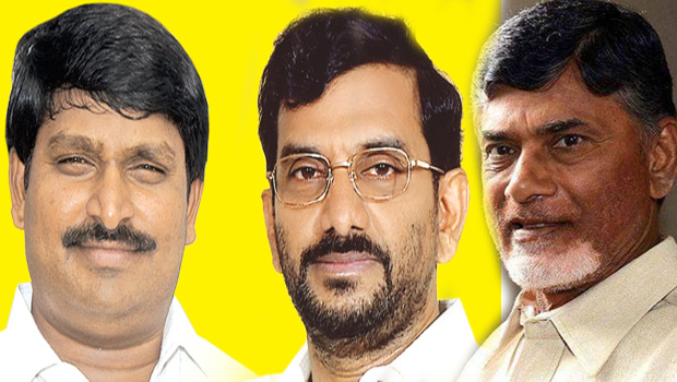 chandrababu may giving minister post to somireddy chandramohan reddy