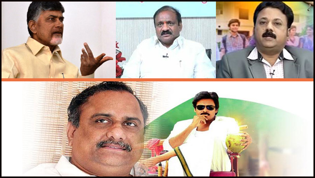 chandrababu hurt on kapu corporation md and chairman because of kapu credit going to pawan kalyan and mudragada